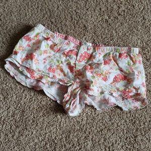 Well worn shorts